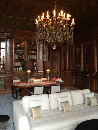 Aman Venice: One of many public rooms