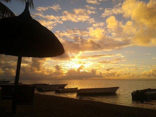 Cocotiers Seaside Boutik hotel : Séjour en août 2014 des couchers de soleil terribles !