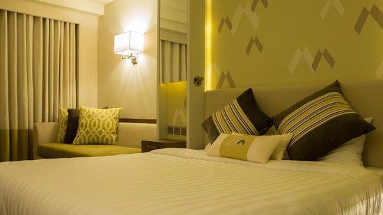 Hotel Benilde Maison De La Salle: Deluxe King Room