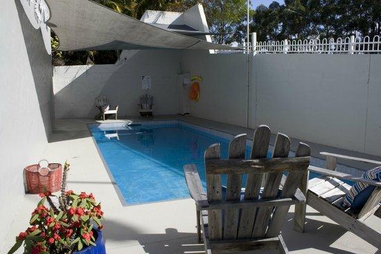Matador Motor Inn: Pool