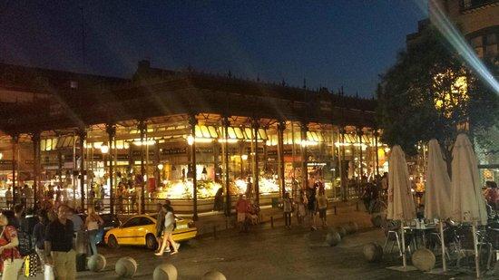 Petit Palace Plaza Mayor : Mercado San Miguel