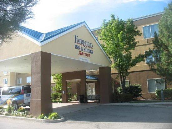Fairfield Inn & Suites Salt Lake City Airport : FAirfield I&S