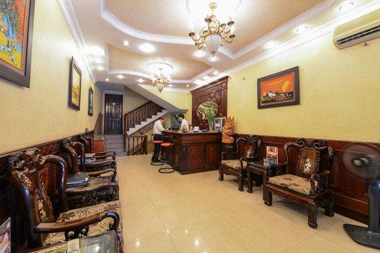 Little Hanoi Diamond Hotel: Reception