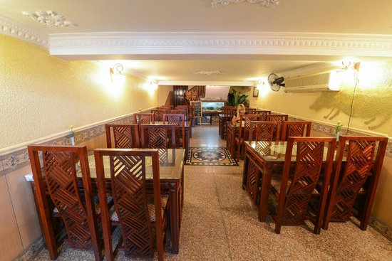 Little Hanoi Diamond Hotel: Restaurent