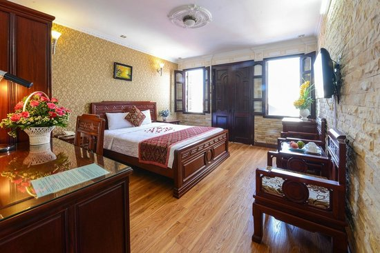 Little Hanoi Diamond Hotel: Deluxe double room