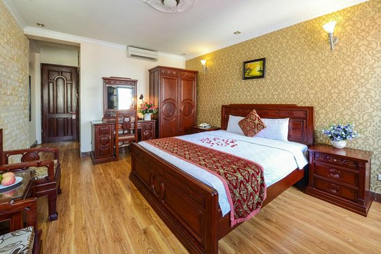 Little Hanoi Diamond Hotel: Private double room