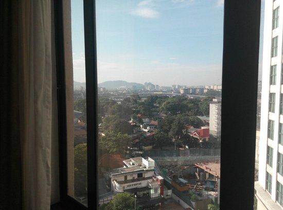 Dorsett Kuala Lumpur: View from 7th floor