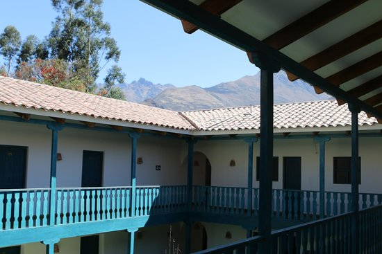 San Agustin Urubamba Hotel: he view from room