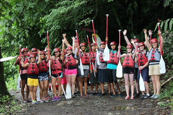 Desafio Adventure Company - Day Tours : river rafting