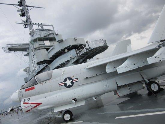 Patriots Point Naval & Maritime Museum: Yorktown