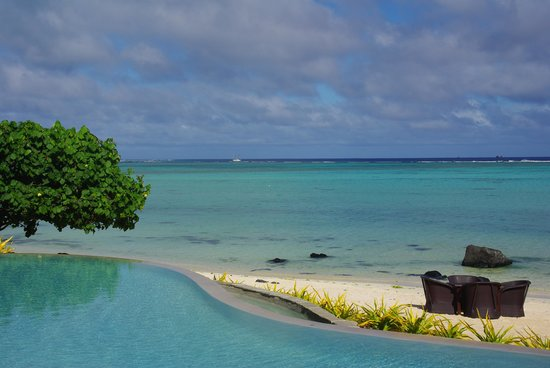 Pacific Resort Aitutaki: What a view