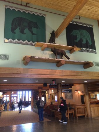 Mt. McKinley Princess Wilderness Lodge: McKinley Lodge