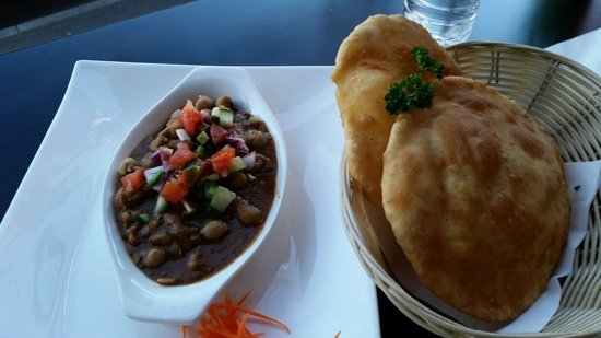 The Soup Stop : Yummy Chana bhatura