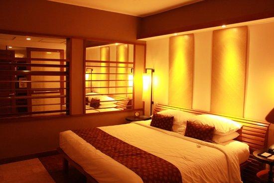 Grand Hyatt Bali: room