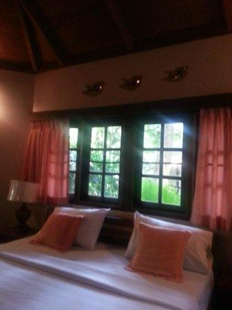River Kwai Resotel : ห้องพัก