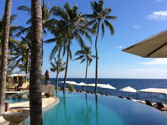 Siddhartha Ocean Front Resort & Spa: Piscine