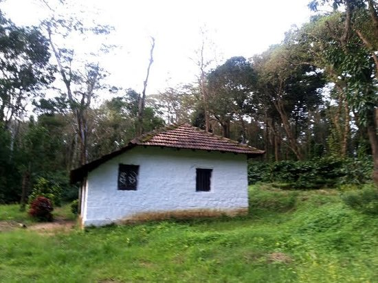 Comfort Homestay- Spice Garden: Cottage in the middle of the Estate
