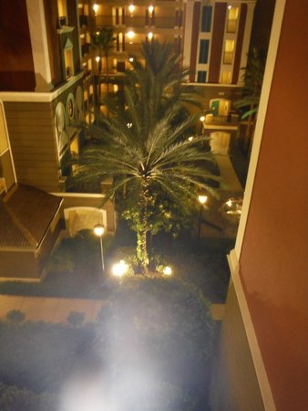 Hilton Grand Vacations at Tuscany Village: View from the room