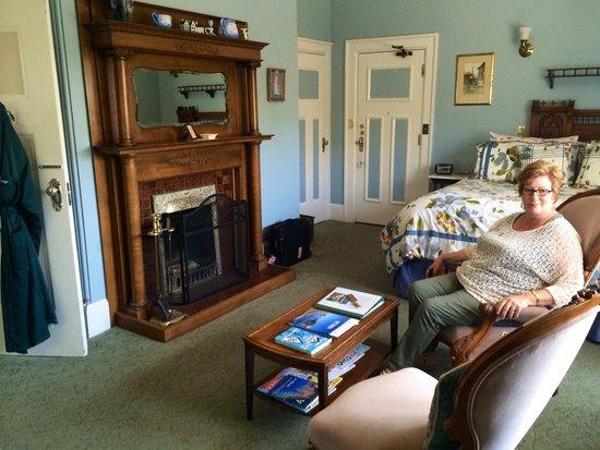 Beaconsfield Inn: Room