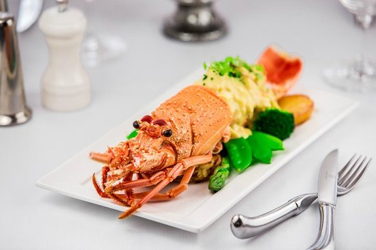 Allure on Currumbin: The Lobster at Allure