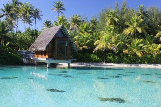 InterContinental Bora Bora Resort & Thalasso Spa: Wedding Chapel