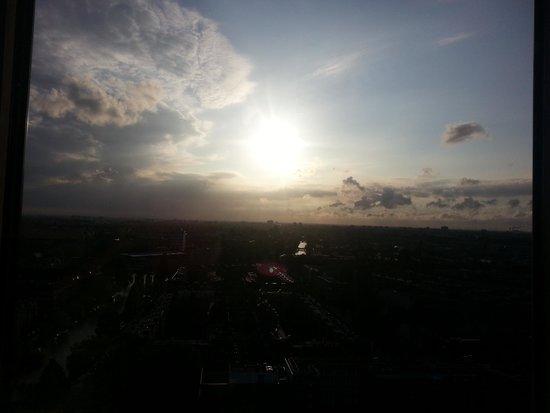 Hotel Okura Amsterdam : View from room