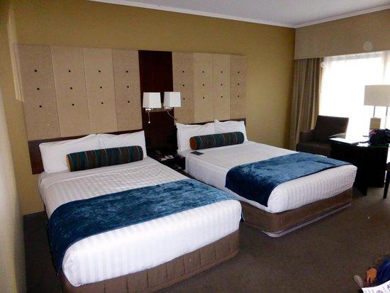 Grand Millennium Auckland: notre chambre