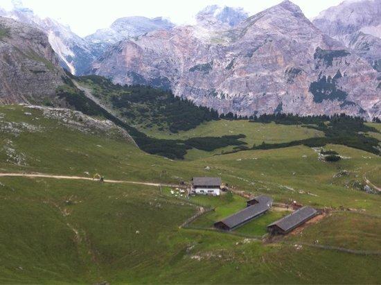 Alpe di Sennes: Rif. Munt de Sennes