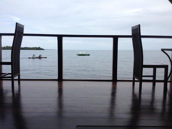 Laguna Azul Eco Lodge: simplemente espectacular