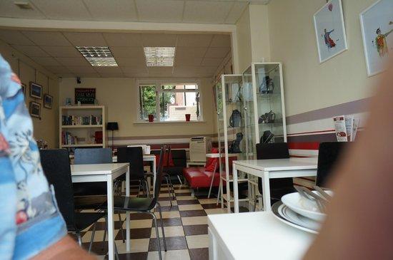 Cafe Ethos