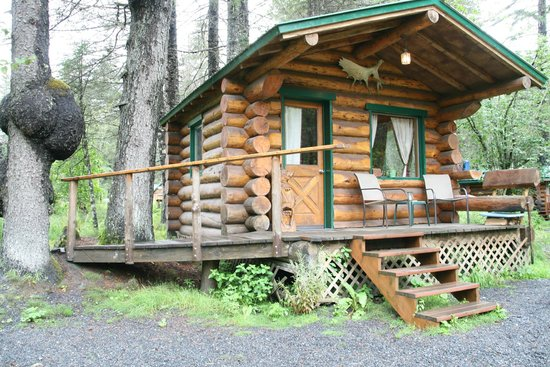 Alaska Creekside Cabins 이미지