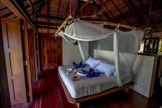 Koyao Island Resort: Open Air Rooms