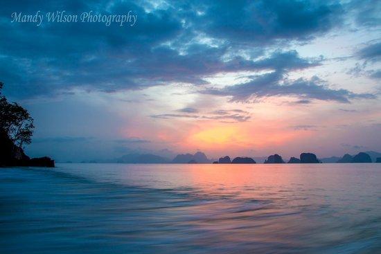 Koyao Island Resort: Amazing place for a Sunset