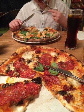 La Favorita Restaurant Leith Walk: Pizza