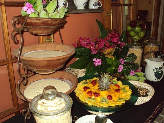 Lidiko Lodge: Breakfast