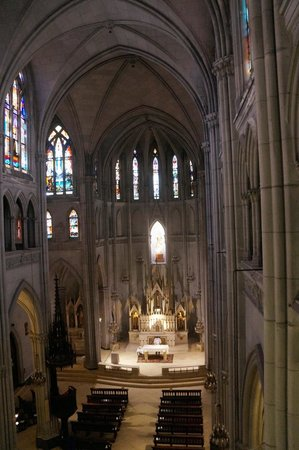 Iglesia de las Carmelitas: Igreja de Las Carmelitas