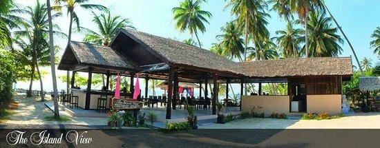 The island View restaurant koh samui
