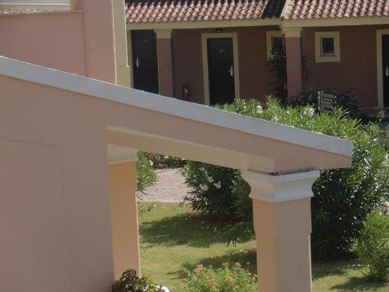Mayor Capo Di Corfu: vue de notre chambre