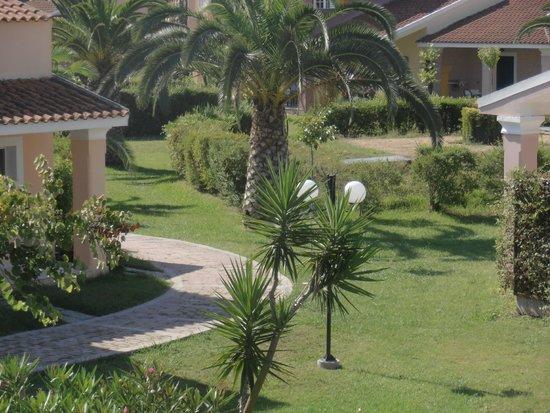 Mayor Capo Di Corfu: vue jardin