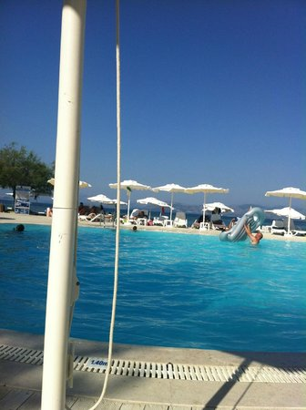 Mayor Capo Di Corfu: vue piscine
