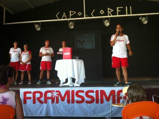 Mayor Capo Di Corfu: equipe