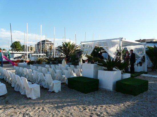 Vista mare foto di ristorante skipper porto sant - Ristorante il giardino porto sant elpidio ...