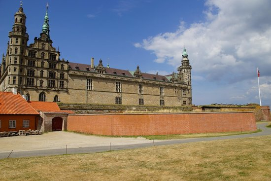Kronborg Castle: Vista del Castello