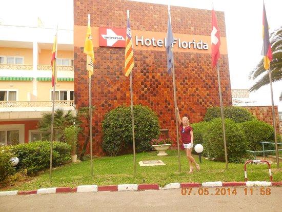 Universal Hotel Florida: facade