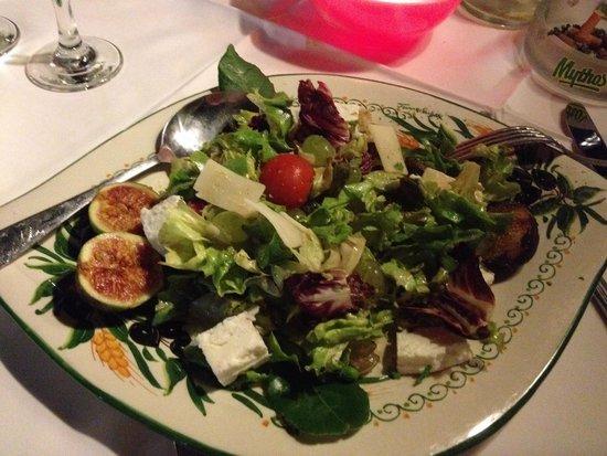 Kalypso Restaurant : Insalata kalypso