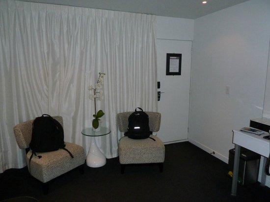 Regent of Rotorua: Lounge Room/Entrance