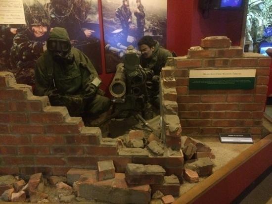 Imperial War Museum: land warfare