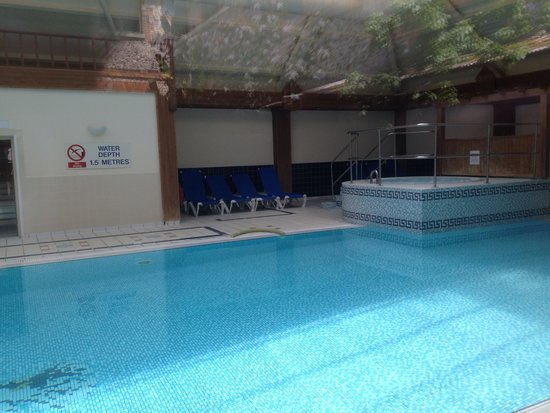 Warner Leisure Hotels Littlecote House Hotel: Indoor Swimming Pool (18m)