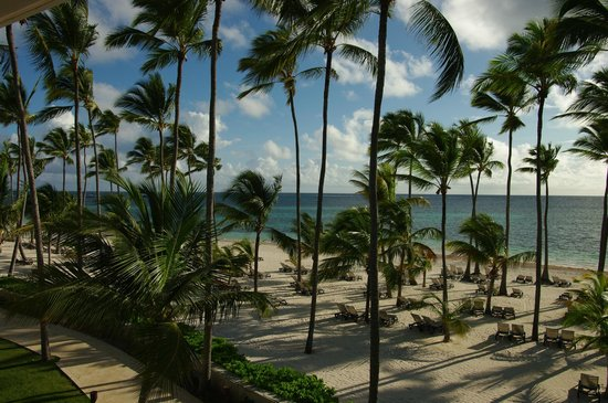 Barcelo Bavaro Beach - Adults Only: View from our Suite