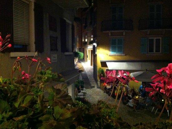 Ristorante al Gondoliere : view from the terrace